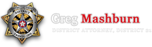 Greg Mashburn Cleveland County District Attorney